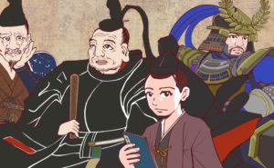 徳川家康のイメージ